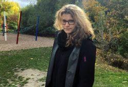 Sophia Mlejnek. Foto: Grüne Jugend Sachsen