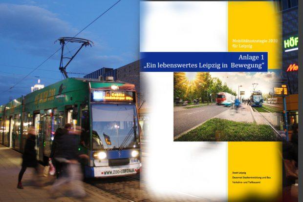Vorlage zur Mobilitätsstrategie 2030. Montage: L-IZ