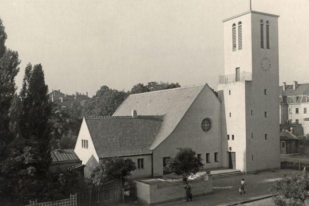 St. Trinitatis, 1950. Foto: SGM