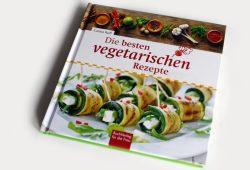 Carola Ruff: Die besten vegetarischen Rezepte. Foto: Ralf Julke