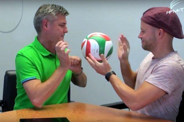 Wo ist der Kugel, wo ist die Ball? Heimspiel macht Jubiläumssendung zur Outtake-Show. Screen Heimspiel TV