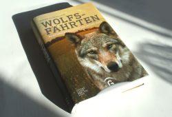 Andreas Beerlage: Wolfsfährten. Foto: Ralf Julke