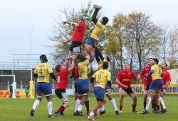 Das jährliche Rugby-Spektakel in Leipzig scheint auf dem Weg zu einer guten Tradition zu sein. Foto: Jan Kaefer