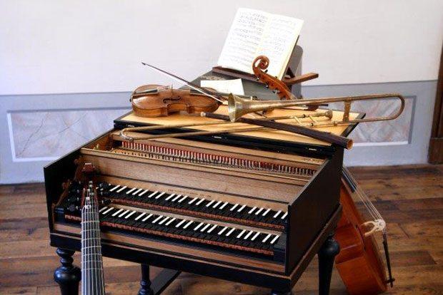 Das Ensemble Noema widmet sich der Musik des 16. und 17. Jahrhunderts. Foto: Bach-Museum Leipzig/Ensemble privat