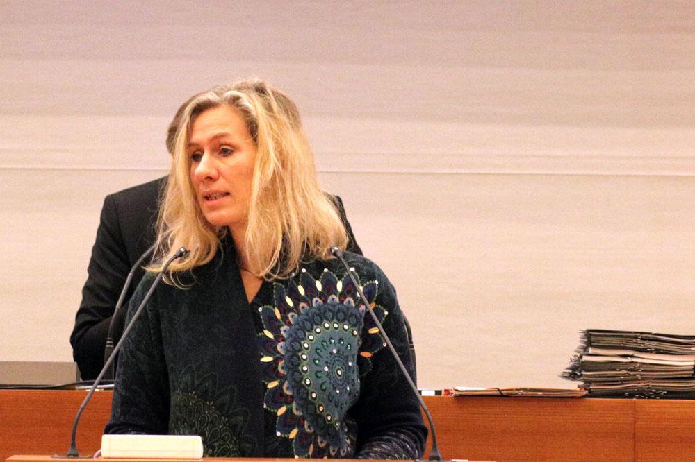 Grünen-Stadträtin Katharina Krefft. Foto: L-IZ