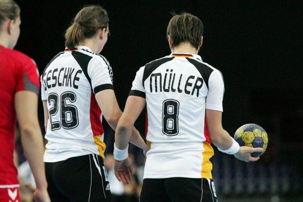 Angie Geschke und Anne Mueller stehen für die Heim-WM im erweiterten Kader der Deutschen Auswahl. Foto: Jan Kaefer