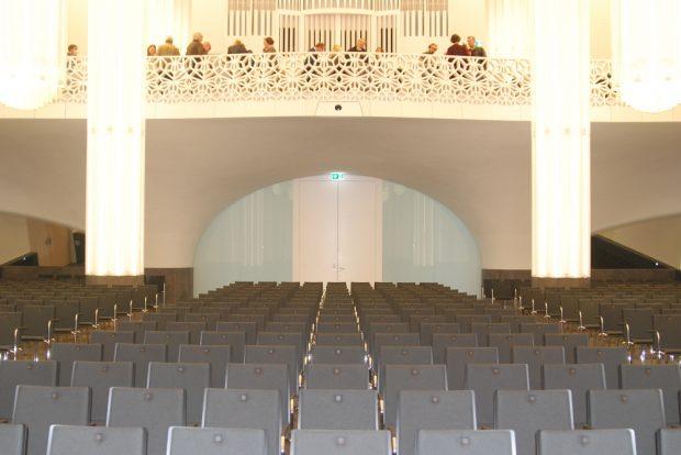 Paulinum der Universität Leipzig. Foto: René Loch
