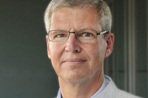 Prof. Hubert Wirtz leitet die Abteilung für Pneumologie am UKL. Er behandelt Patienten, die an COPD erkrankt sind. Foto: Stefan Straube/UKL
