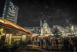Finntastische Weihnachtserlebniswelt in Leipzig. Foto: Kalevala Spirit