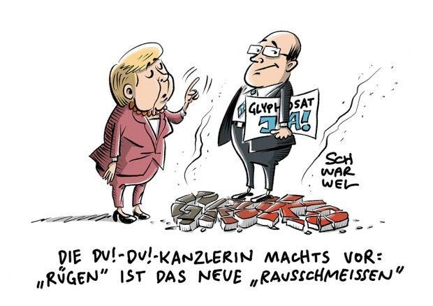 Karikatur: Schwarwel.de