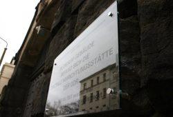 Ehemalige Hinrichtungsstätte in der Arndtstraße. Foto: Ralf Julke