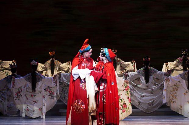 Suzhou Kunqu Opera Theatre der Provinz Jiangsu. Foto: PR
