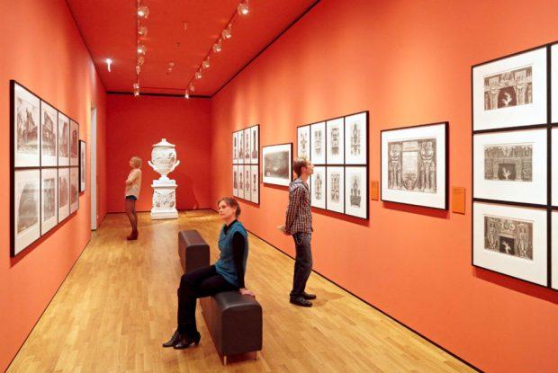 GRASSI-Museum für Angewandte Kunst. Foto: Punctum/Alexander Schmidt