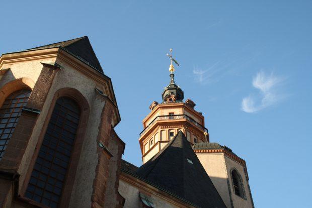 Nikolaikirche Leipzig. Foto: Ralf Julke