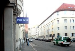 Polizeirevier in der Weißenfelser Straße. Foto: Marko Hofmann