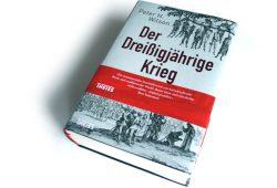Peter H. Wilson: Der Dreißigjährige Krieg. Foto: Ralf Julke