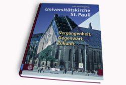 Peter Zimmerling (Hrsg.): Universitätskirche St. Pauli. Foto: Ralf Julke