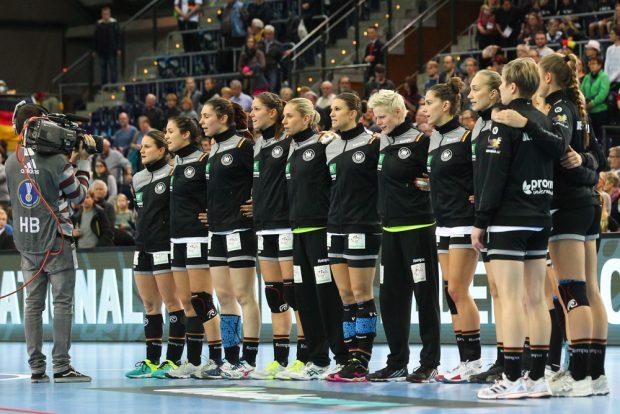 Die DHB-Frauen trugen ihre komplette WM-Vorrunde in der Arena Leipzig aus. Foto: Jan Kaefer