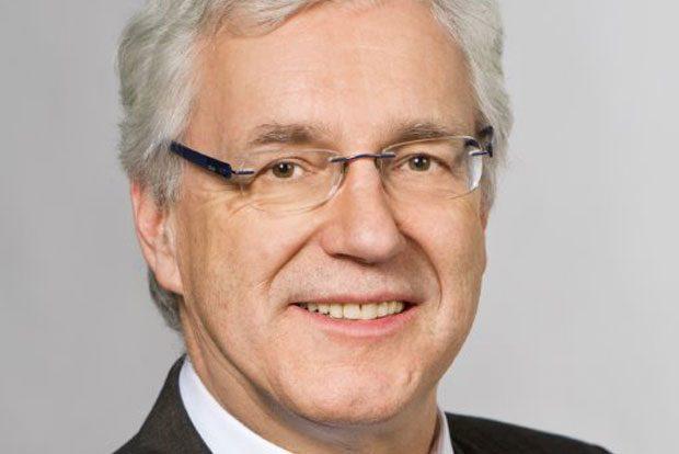 Dr. Rainer Ambrosy. Foto: Universität Duisburg-Essen
