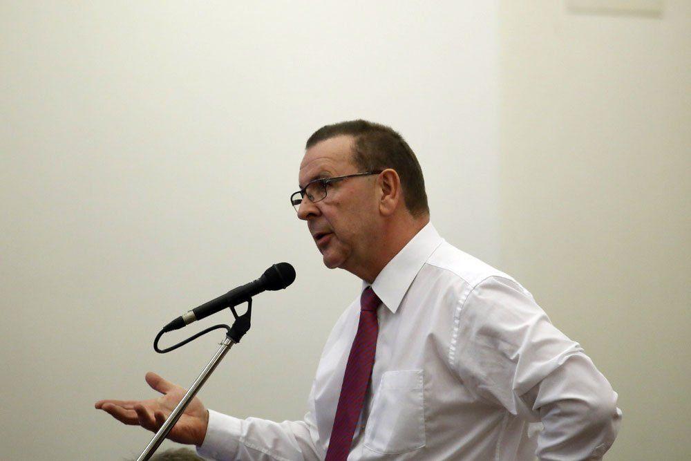 Achim Haas, CDU Stadtrat & Leipziger Unternehmer. Foto: Alexander Böhm