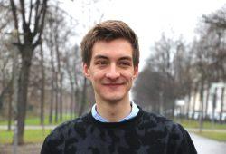 Alexander Krumbholz, Jugendparlamentarier, Die Linke. Foto: L-IZ.de