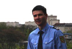 Andreas Loepki, Sprecher der Polizeidirektion Leipzig. Foto: L-IZ.de