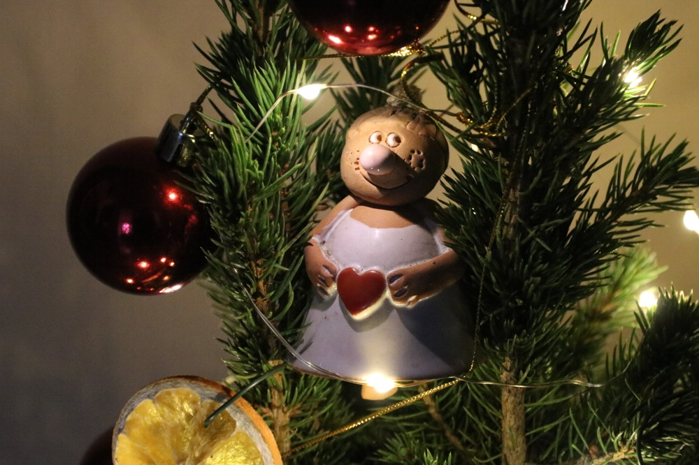 Weihnachten - die Zeit der Besinnung? Foto: L-IZ.de