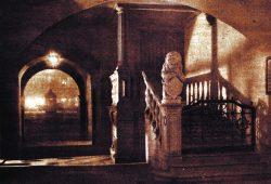 Der Eingang des Alten Rathauses am Markt in den 30er Jahren. Foto: NLZ Bilderwoche