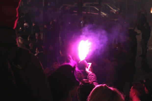 Feuer war in diesem Jahr auch sehr beliebt. Foto: L-IZ.de
