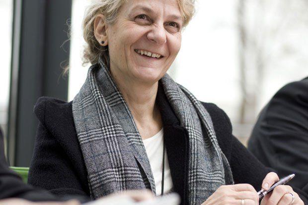 Elke Herrmann. Foto: Fraktion Bündnis 90/Die Grünen