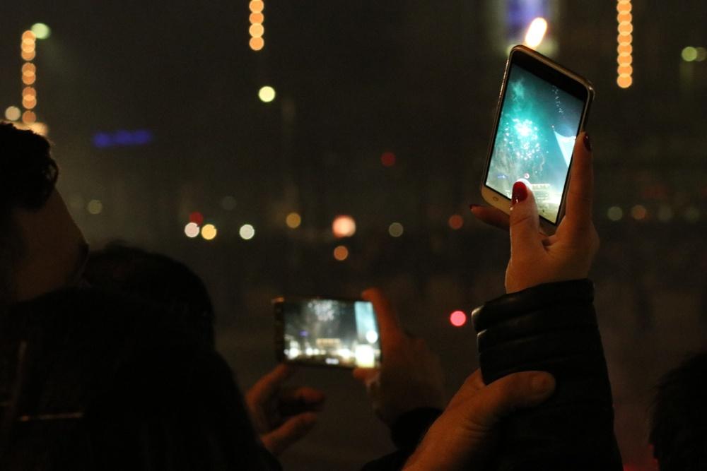 Handy Handy Handys. Foto: L-IZ.de