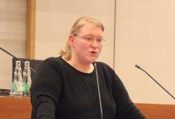 Nicole Wohlfahrt (Stadträtin, SPD). Foto: L-IZ.de