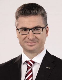 Bodo Rodestock, VNG Vorstand Personal/Finanzen. Foto: VNG