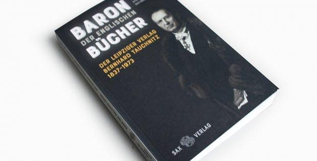 Melanie Mienert, Thomas Keiderling, Stefan Welz, Dietmar Böhnke: Baron der englischen Bücher. Foto: Ralf Julke