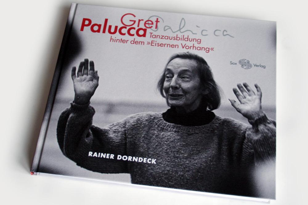 Rainer Dorndeck: Gret Palucca. Foto: Ralf Julke