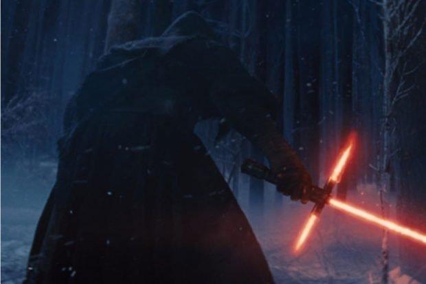 Die dunkle Seite wird noch mächtiger. © Disney