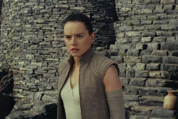 Wird Rey zum mächtigen Jedi? © Disney