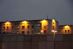 Justizvollzugsanstalt in der Leinestraße. Foto: L-IZ.de