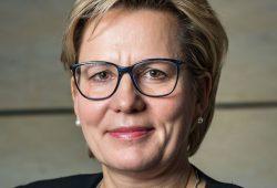 Barbara Klepsch, Staatsministerin für Soziales und Verbraucherschutz. Foto: Pawel Sosnowski