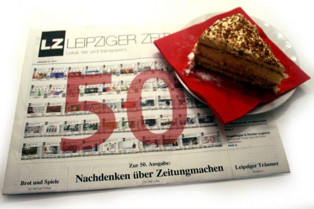 Leipziger Zeitung Nr. 50. Foto: L-IZ