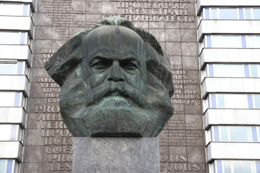 Die Chemnitzer wollen ihn nicht hergeben: Karl Marx als Identitätsstifter. Foto: Michael Freitag