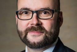 Christian Piwarz, Staatsminister für Kultus. Foto: Pawel Sosnowski