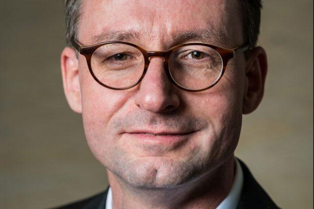 Prof. Dr. Roland Wöller, Staatsminister des Innern. Foto: Pawel Sosnowski