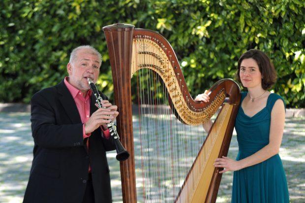 Helmut Eisel und Verena Jochu: Foto: Thomas_Reinhardt