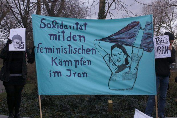 Feministische Kämpfe. Foto: Alexander Böhm