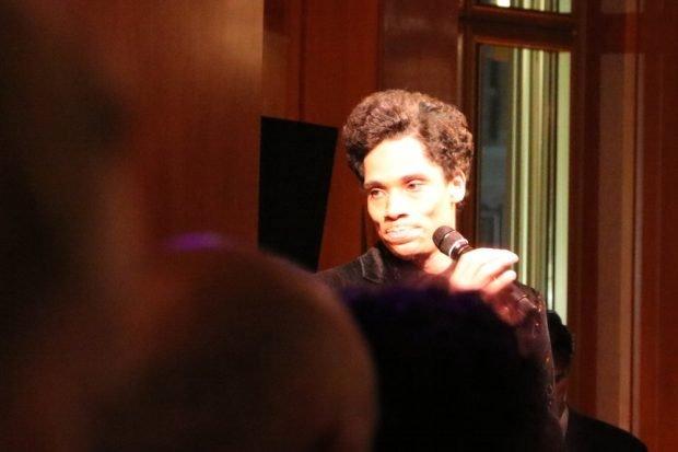 Gregorio Hernández von Jamtonic in der Oper. Foto: L-IZ.de