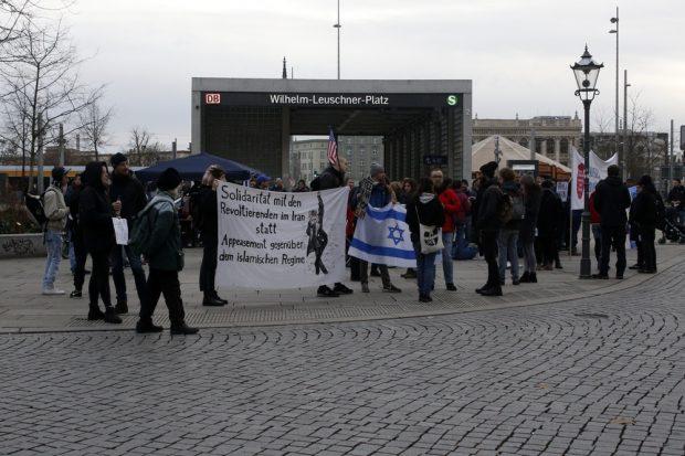 Israel sieht seit Jahren den Iran als Bedrohung. Foto: Alexander Böhm