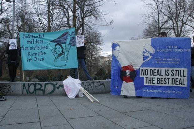 Kein Abkommen mit dem Iran. Foto: Alexander Böhm