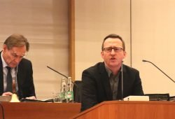 Norman Volger (Grüne) im Stadtrat. Foto: L-IZ.de