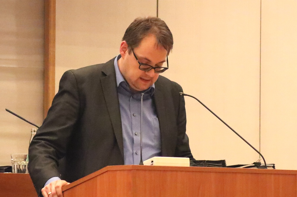 Sören Pellmann (Stadtrat & Bundestagsabgeordneter, Linke). Foto: L-IZ.de